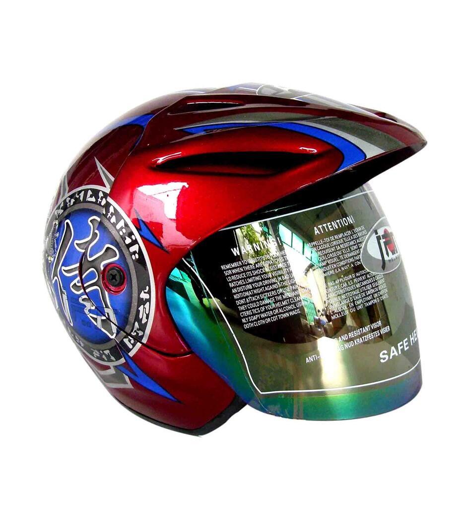 Caberg Helm Half Face Vulcan/Z-1/J-Trend