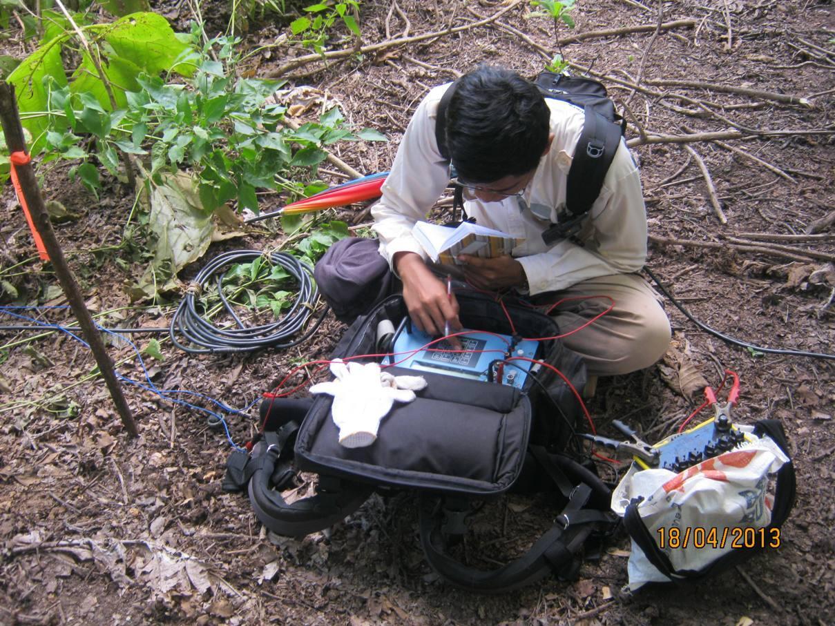 Jasa Survey Eksplorasi Geologi dan Geofisika