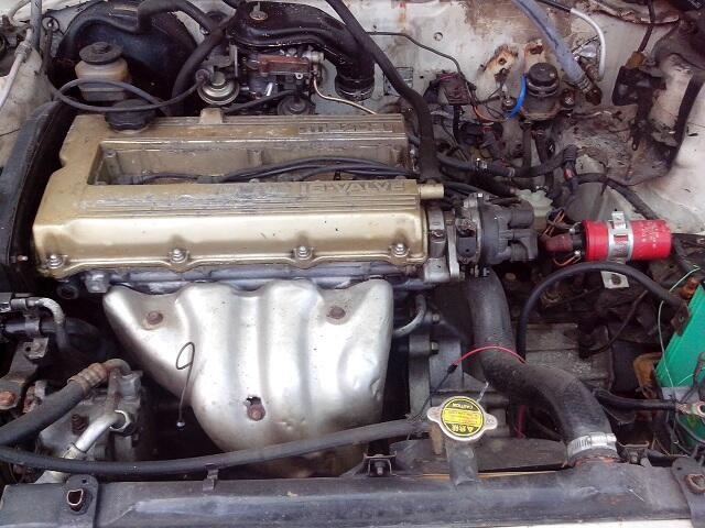 JUAL Mazda MX6 Bahan Restorasi FULL ORISINIL