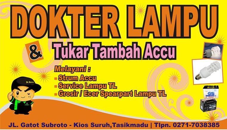 Service Accu & Service Lampu TL