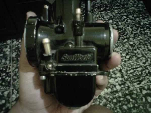 karburator sunworld black edition pwk 32