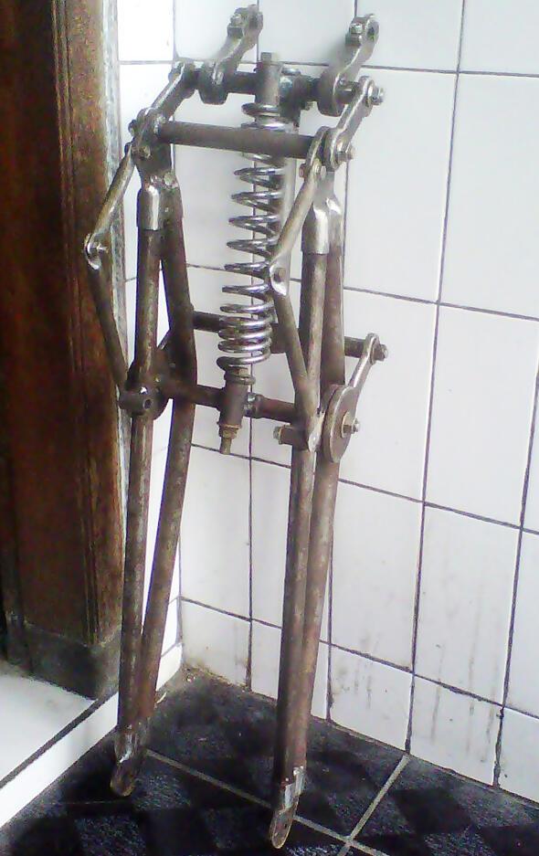 Cangkrang Ginder Detail