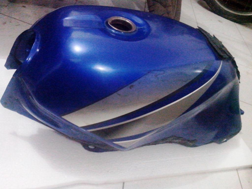 Tangki Honda Tiger 2000 Thn 2005 Biru