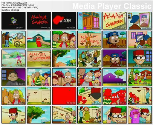 Video pendidikan moral anak -- Harga murah