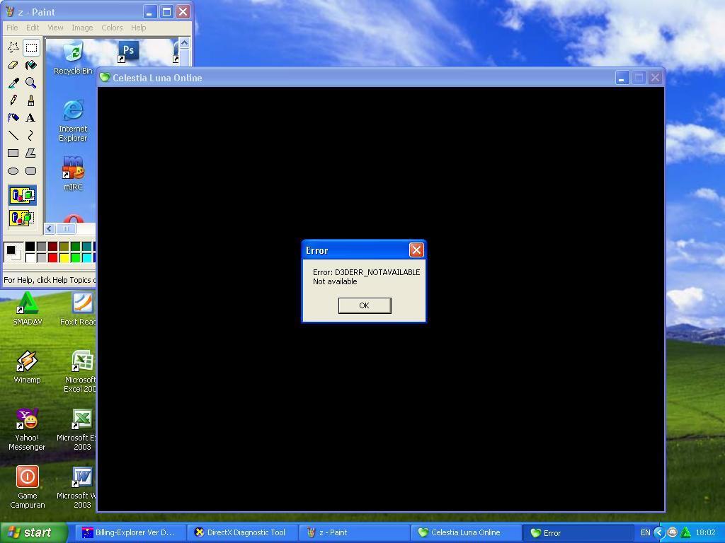Need Help Komputer Saya Bermasalah