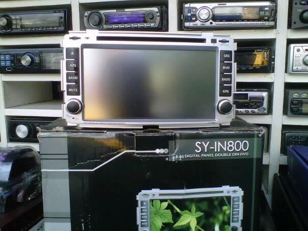 DoubleDin OEM untuk mobil VELOZ,SIRION,ERTIGA.. Bandung......