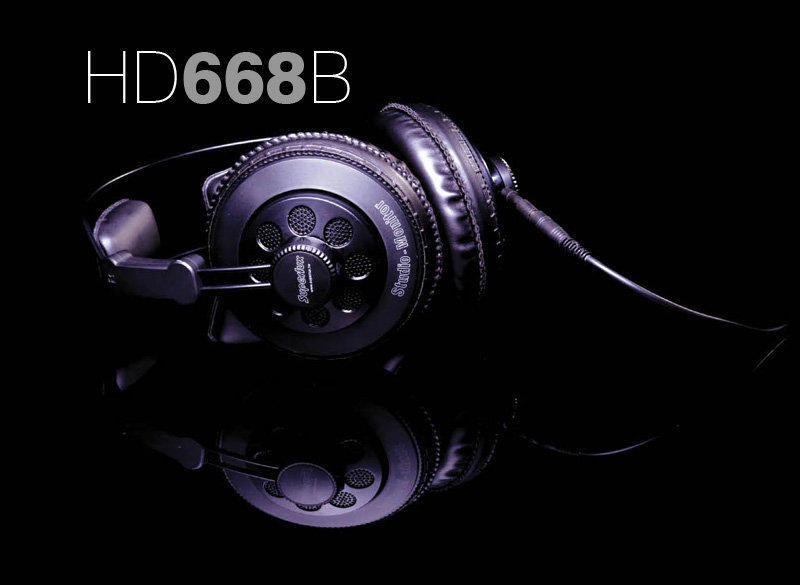 [VERDE] Headphone Superlux HD668B Detail BNIB Garansi Resmi 1 Tahun Ready Stock