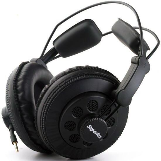 [VERDE] Headphone Superlux HD668B Detail BNIB Garansi Resmi 1 Tahun Ready Stock