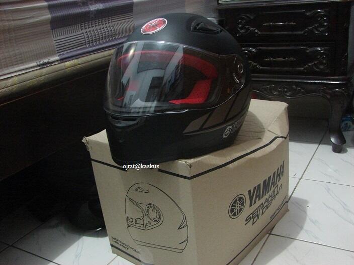 [WTS] Helm Ori Yamaha