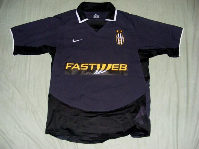 WTB Jersey Juventus under 2006 bernameset Del Piero, Trezeguet, Inzaghi, Buffon, dll