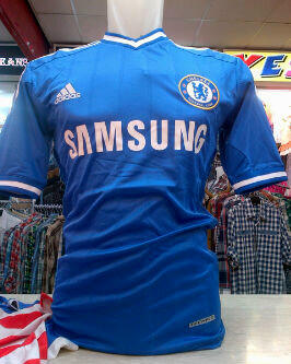 READY STOCK JERSEY CHELSEA HOME AWAY & KIPER OFFICIAL 2013/2014 GRADE ORI & TECHFIT !