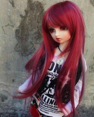 komplikasi dollfie doll yang paling cantik  kiss  4f421723e8