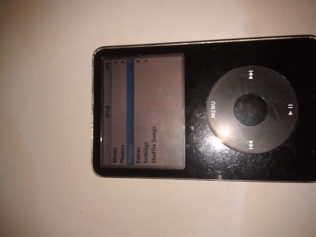 ipod classic 30gb second mulus
