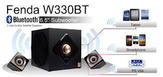 [ZENAUDIO] Fenda Speaker Multimedia 2.0 2.1 5.1 & Headphone MURAH!!