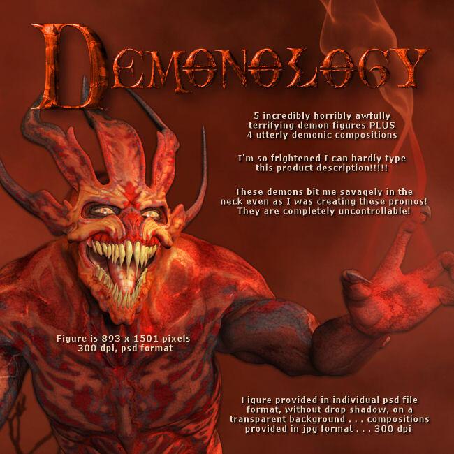 DEMONOLOGI ( studi mengenai setan / iblis serta sifat-sifatnya )
