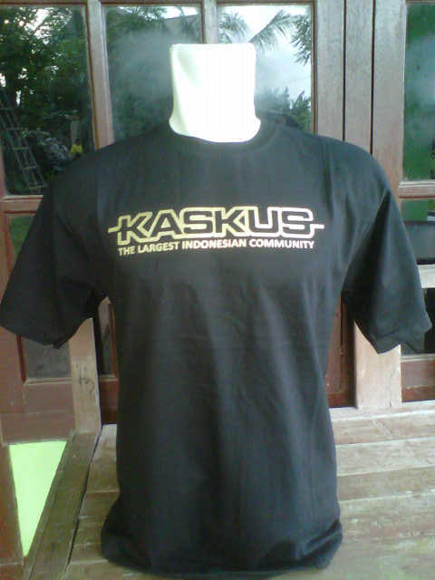 Kumpulan Kaos & Polo KASKUS Banyak Design READY STOCK, Siap Kirim Gan ....!!!