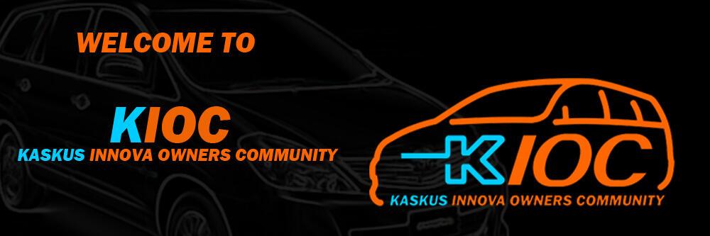 | KIOC | - KASKUS Innova Owners Community - - Part 4