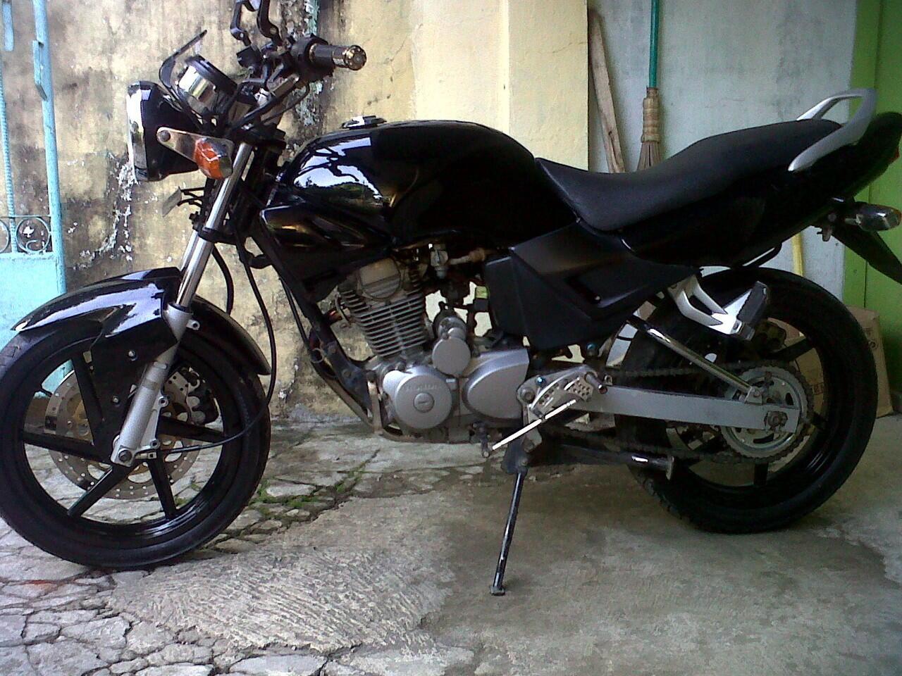 Cari Dijual Honda Tiger Modif 2002 Bandung KASKUS