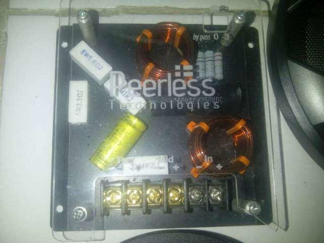 2 Way Speaker Set Peerless Jakarta