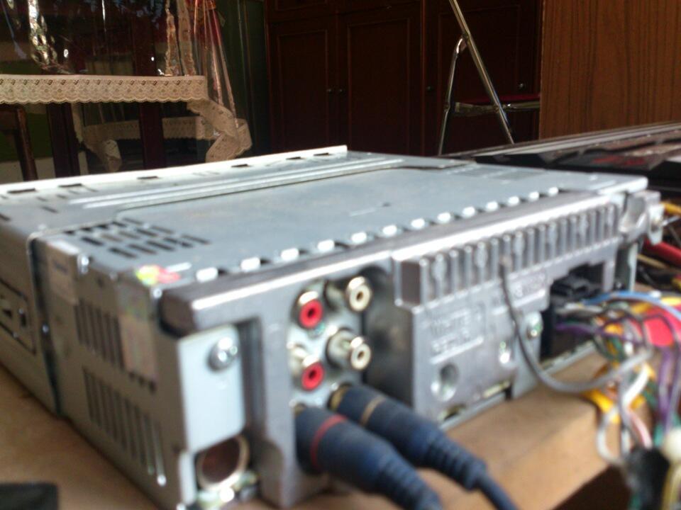 Head Unit Pioneer Deh-p5150ub