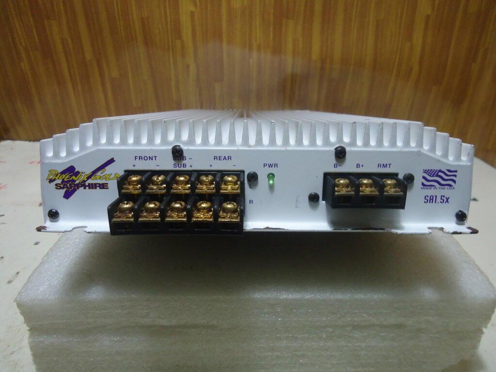 PHONIX GOLD SHAPIRE-SR 1.5X BARANG LANGKA (malang)