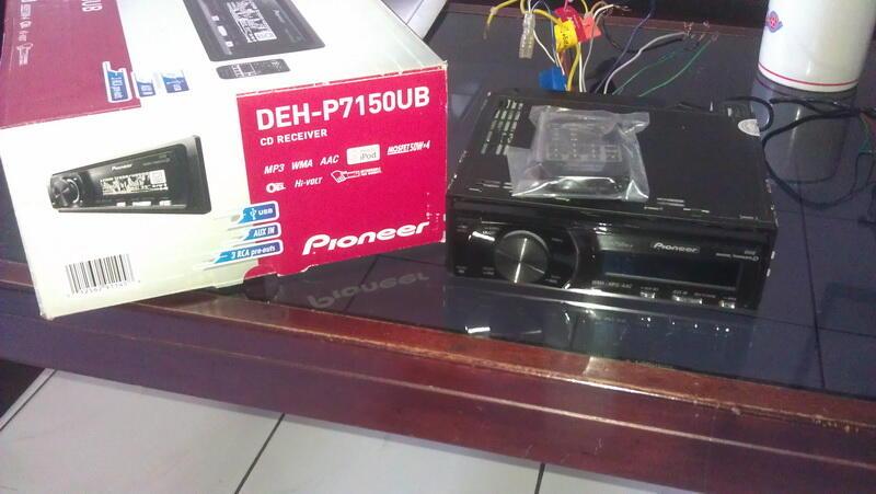 Pioneer DEH-P7150UB