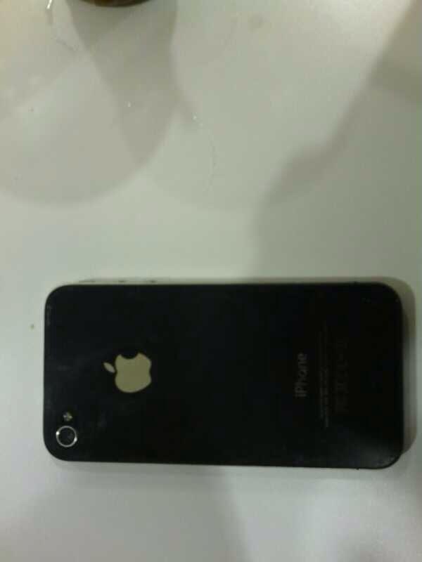 Wts Iphone 4 16gb Black