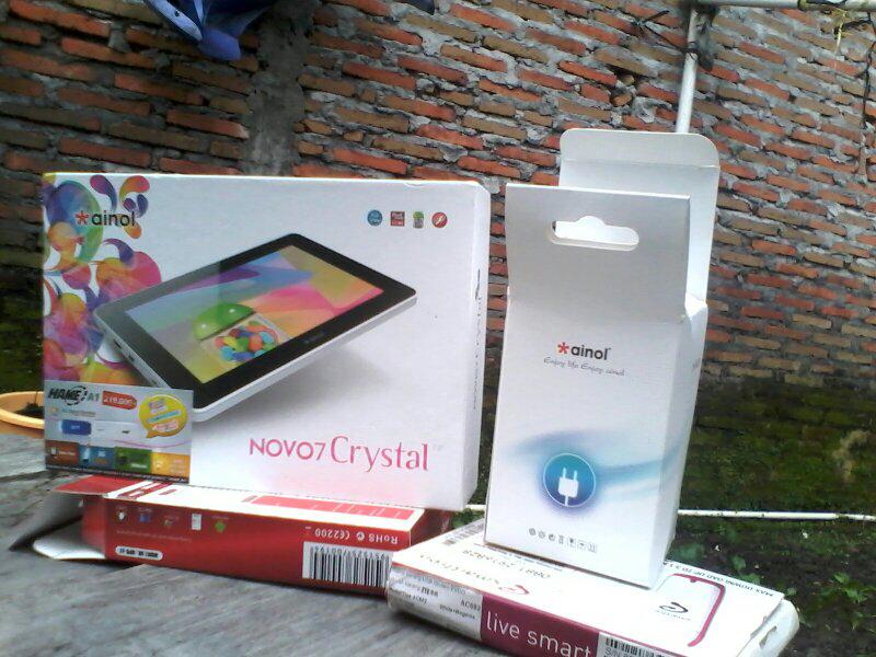 WTS // tablet ainol novo 7 crystal [ SOLO ]