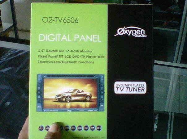 DoubleDin dvd/tv Oxygen n AudioBank Cimahi bandung..... muraaaah n mantap's