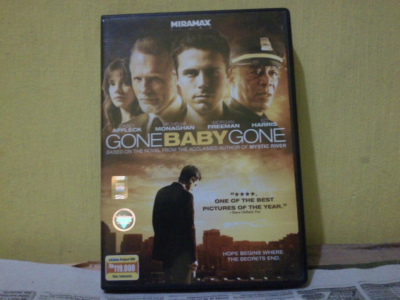 Dvd Original Gone Baby Gone
