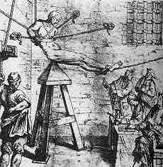 17 Hukuman Mati Paling Mengerikan Di Dunia