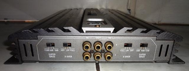 POWER AMPLIFIER PERFORMA MP 6800 4 CHANNEL - SANGAT MURAH