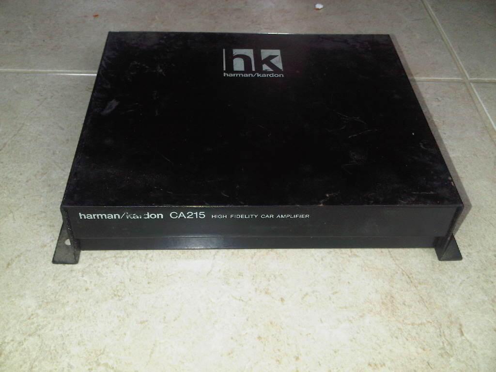 Jual Power Amp Infinity RSA 450, Rockforfosgate 2.6X, Harman kardon CA 215