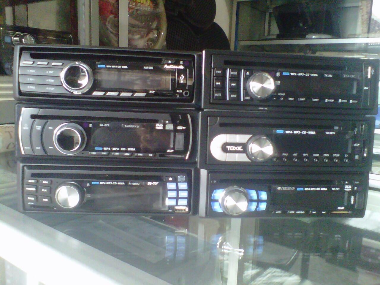 Paket Audio standar DVD+SPKR+TWTR only 700rb.....cimahi bandung.