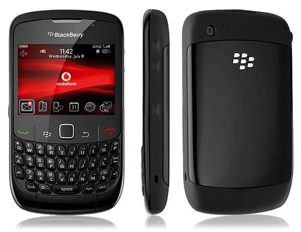 Jual BlackBerry Curve 8520
