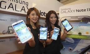 Jual Samsung Galaxy Note 2 hrg;1.750 rb