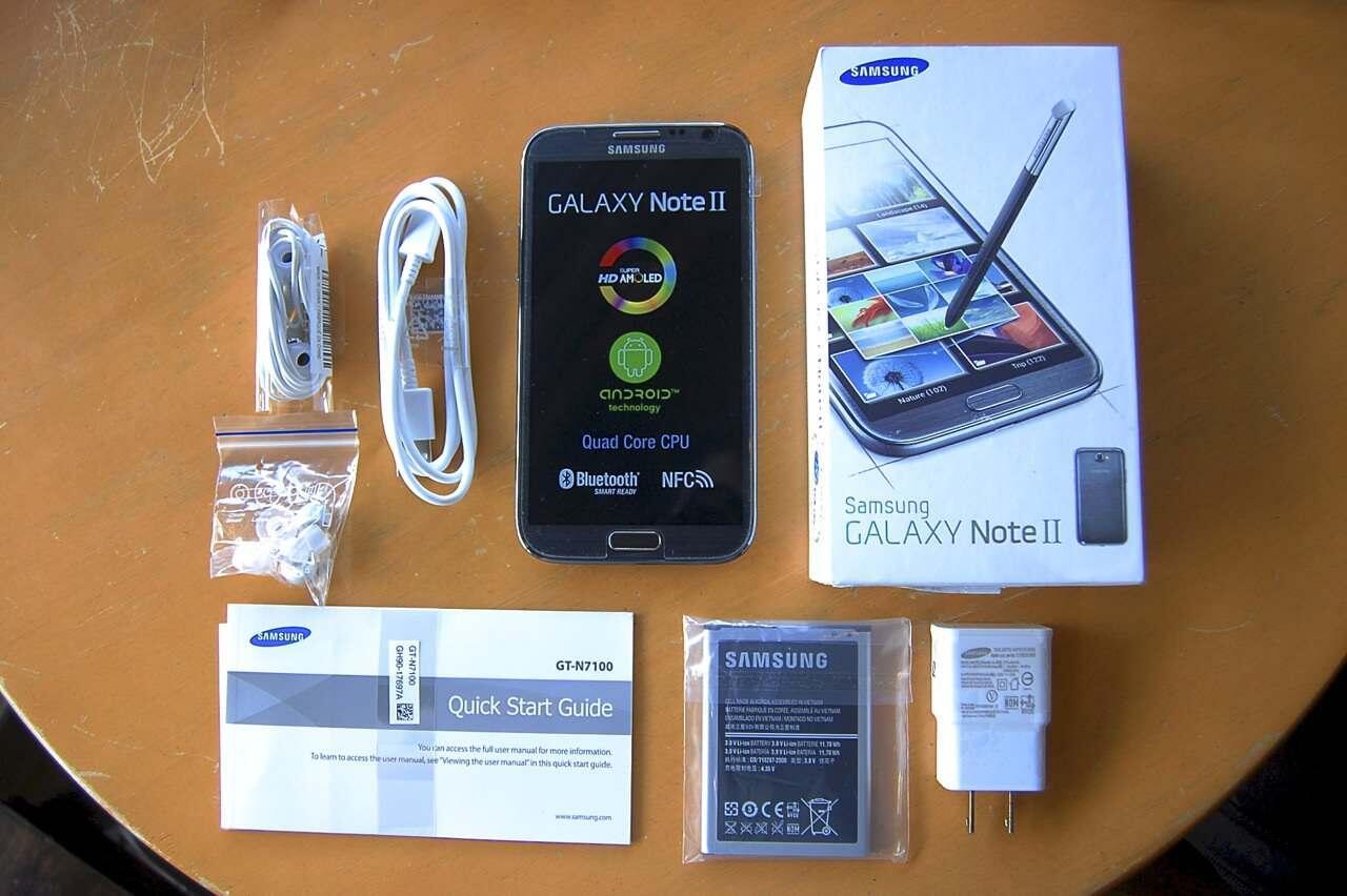 Jual Samsung Galaxy Note 2