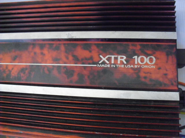 POWER ORION XTR 100 GOOD CONDITION