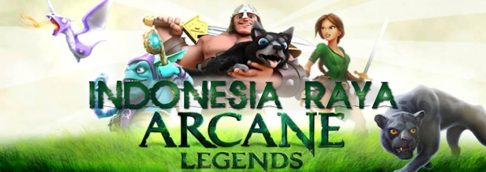 Guild Arcane Legend [ Web Based Game MMORPG]