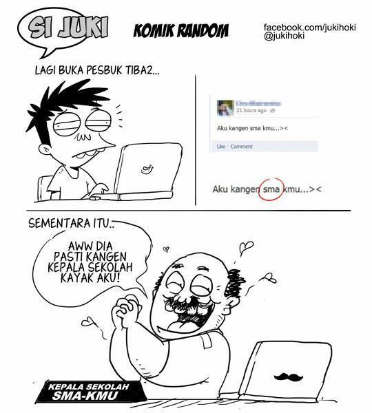 7 Komik Strip Indonesia Yang Wajib Kamu Ketahui
