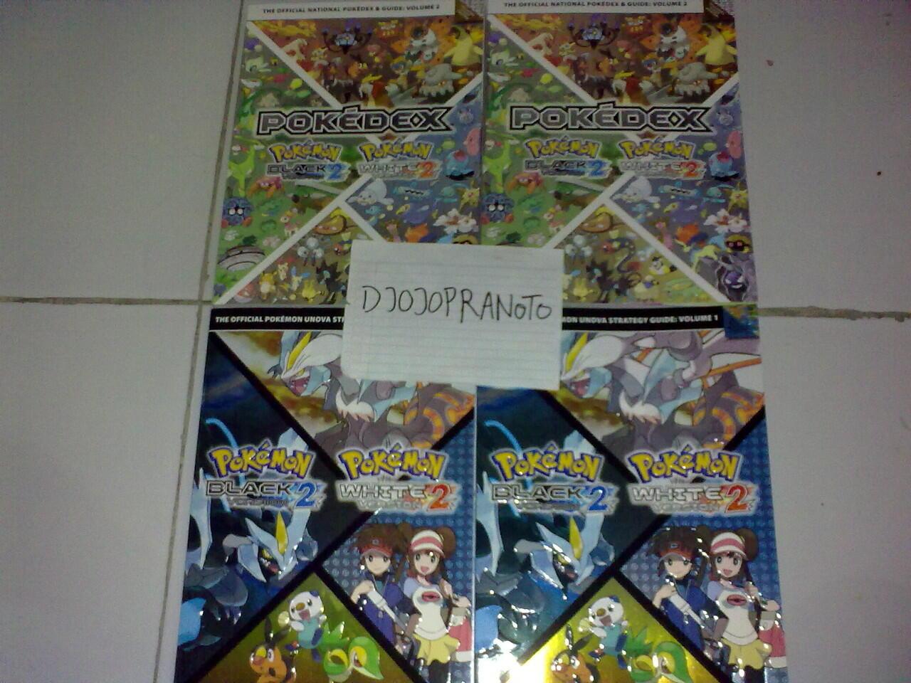 BNIB 3DS XL Pikachu Edition & Pokemon X &Y,Pokemon Black/White 2,Pokemon Mystery,Buku