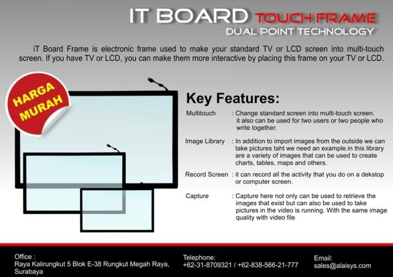 Touchscreen Panel