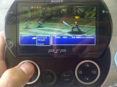 [ E-BOOT ] GAME PSX FOR PSP