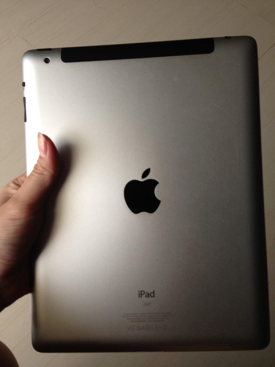 JUAL IPAD 2 32GB WHITE 3G+WIFI