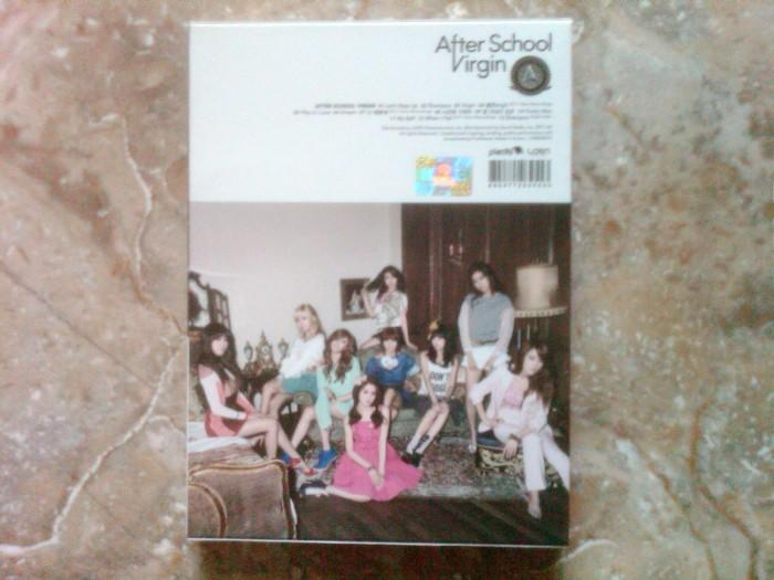 SNSD, SHINee, After School Album & Official Goods