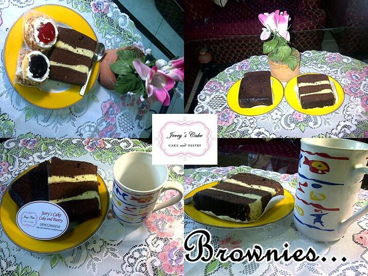 JAJANAN PASAR TRADISIONAL JERRY'S CAKE!!!