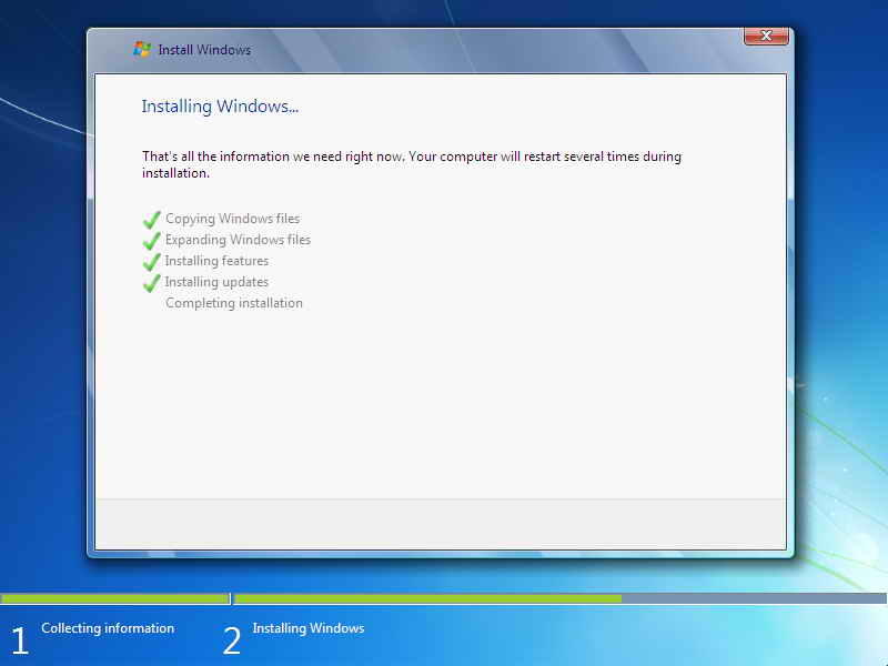 Flashdisk Installer Windows 7 & Windows 8.1