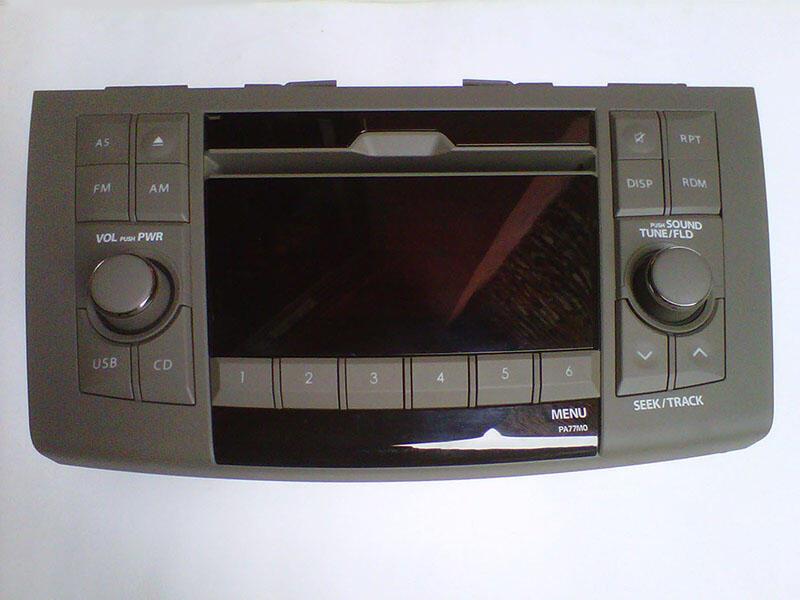 Head Unit Original Suzuki Ertiga-Kompatibel dgn All New Swift