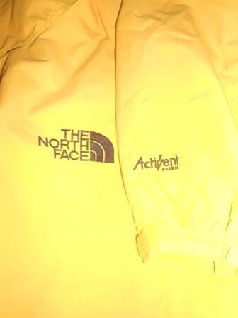 Jaket the north face (TNF) Activent Ori size L Eropa! Murmer gan!!