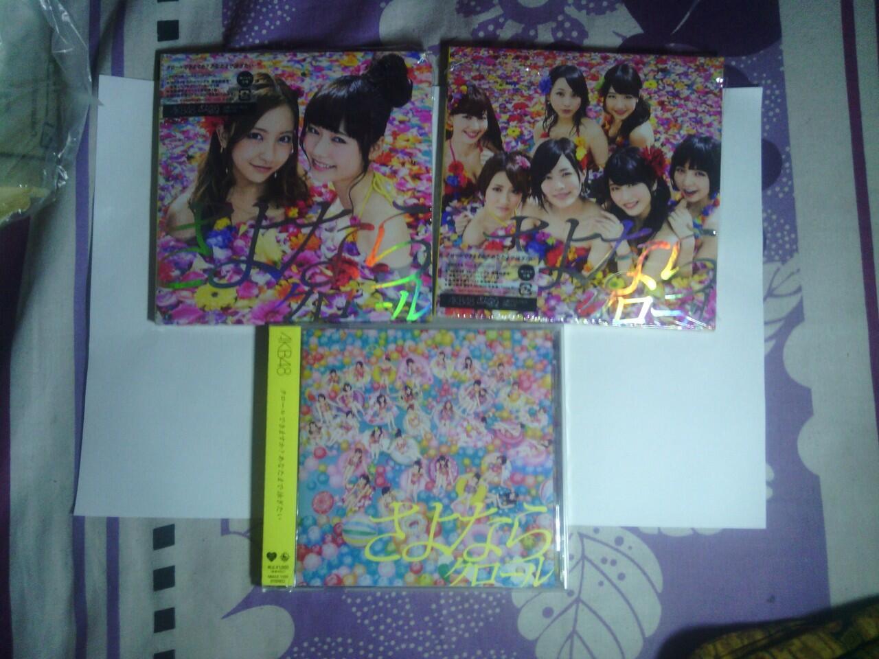 Single AKB48 Terbaru & MurMer!